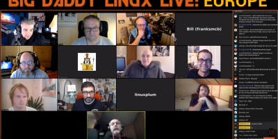 Big Daddy Linux Europe - Feb 2020